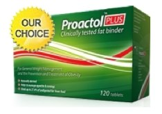 Proactol best fat binder 2013